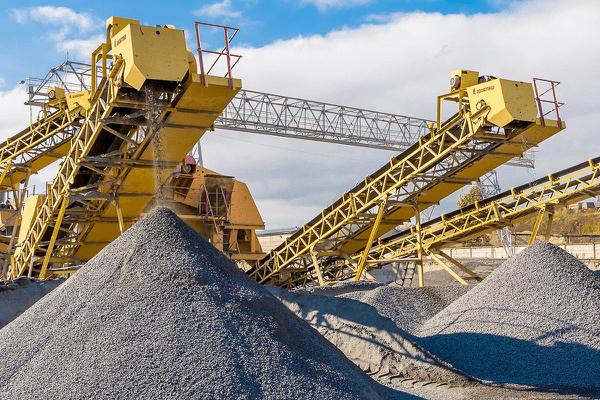 Mineração e Agregados